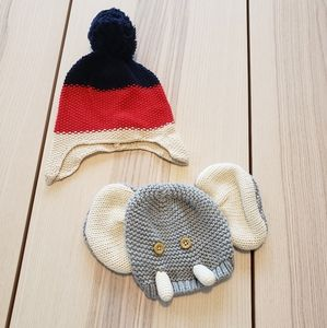 Infant Knit Hats